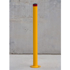 Economy Round Fixed Bollards