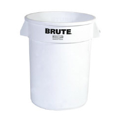 Rubbermaid 2610 BRUTE 38L Round Containers & Accessories