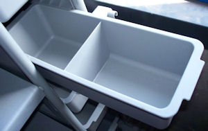 Numatic Amenity Trays