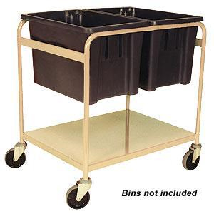Twin Bin Order Picker Trolley