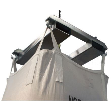 Bulk Bag Lifter Overhead Crane Or Forklift Attachment
