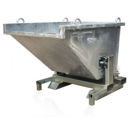 Forklift Waste Amp Storage Tipping Bins