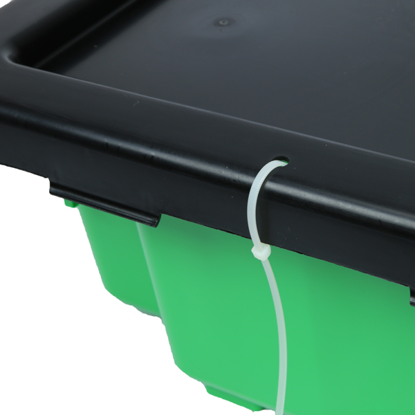 icon Nylex M-SN400 68 litre Stack and Nest Plastic Tub