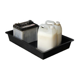 20 Litre Medium Drip Tray for machine and automotive workshops
