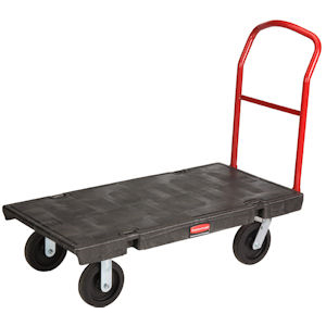 Rubbermaid 4436 Heavy Duty Platform Truck