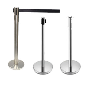 Stanchions & Crowd Control