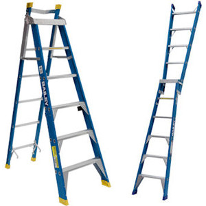 Step Extension & Dual Purpose Ladders