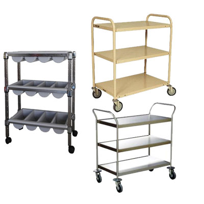 Traymobiles Service Trolleys