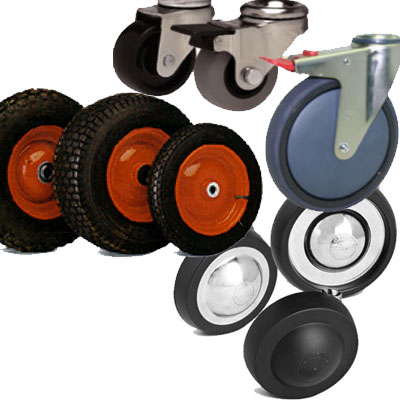 Castors / Wheels / Ball Transfer