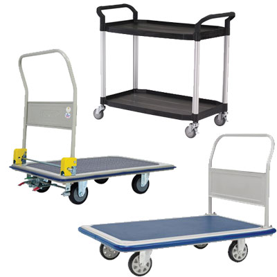 Service Carts & Trolleys