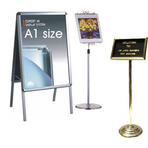 Signboards and Signage