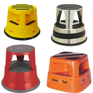 Safety Steps and Step Stools