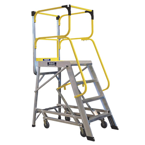 Bailey Ladderweld 2 in 1 Access Platforms Order Picker