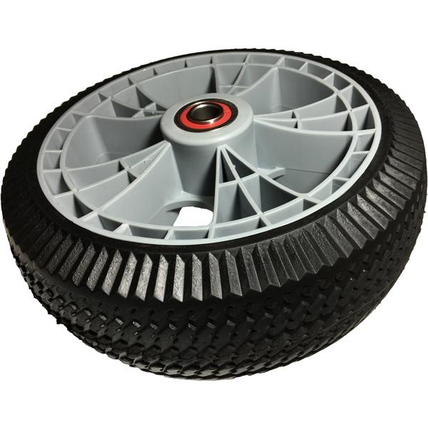 10 inch x 3.5 inch Interlocked Microcellular Foam Wheel-111080