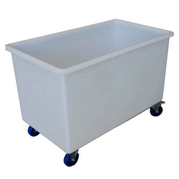 450 Litre Tub Trolley - Straight Sided