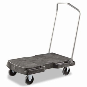 Rubbermaid Triple Trolley, Utility Duty