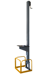 Stockmaster Mezzalift - Goods Lift for Mezzanine Floors