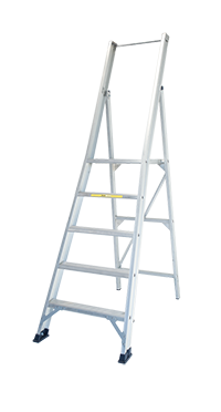 Stockmaster Surefoot - Portable Platform Ladder for Professionals