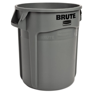 Rubbermaid 2610 Vented 37.9L BRUTE Container