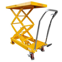 Double Scissor High Lift Scissor Lift Tables