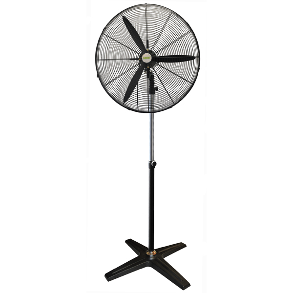 Industrial Pedestal Fan - Grunt 750mm