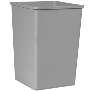 Rubbermaid 3958 132.5L Square Container