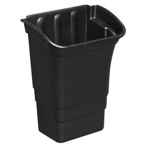 Rubbermaid Utility Cart Hanging Bins - Cutlery and Refuse