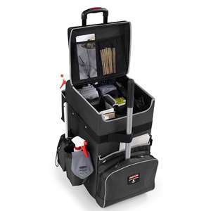 Rubbermaid Executive Quick Cart - Large