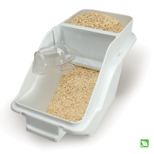Food Safe Containers  Kg Of Flour