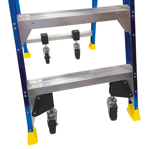 Bailey Castor/Wheel Kit for P150 Platform Stepladders