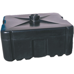 Versatile Liquid Transporting Utility Tanks - 400L