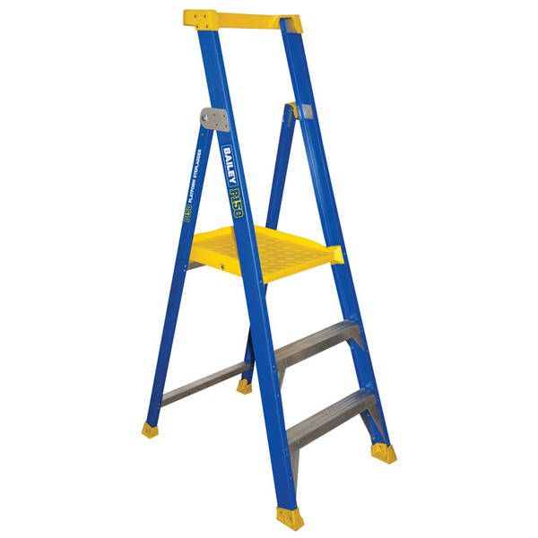 Bailey Fibreglass Platform Step Ladder P150