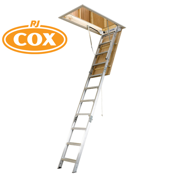 Werner Aluminium Attic Ladder