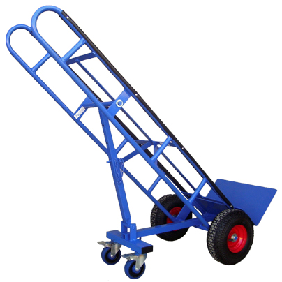 Heavy Duty Multipurpose Hand Truck with Lay Back 600kg