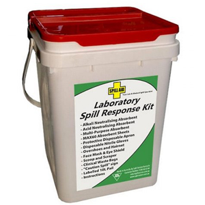 Laboratory Spill Control Kit 12L Capacity