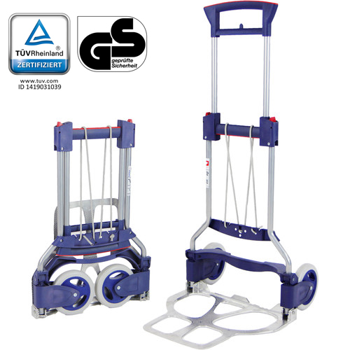 RuXXac Cart CT92 Business XL V3 Folding Hand Truck