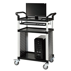 Audio Visual Cart - Computer Trolley
