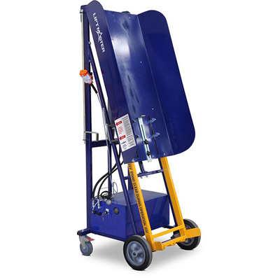 Fallshaw Liftmaster Binlifters - Rugged Binlifter - Powered