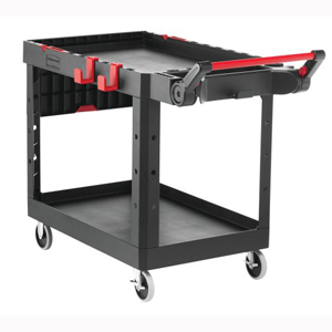 Rubbermaid Heavy-Duty Adaptable Medium Utility Cart
