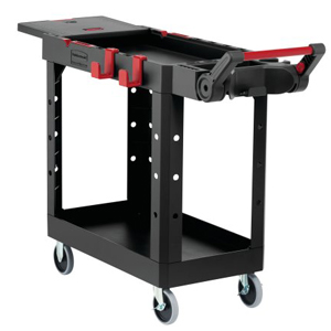 Rubbermaid Small Heavy-Duty Adaptable Cart