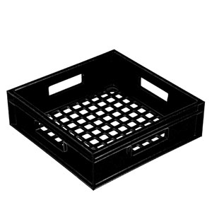 Seedling Tray with Vented Base