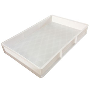 Nally Stackable 29 Litre Trays - Venting or Solid Base