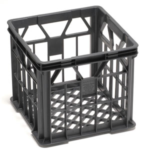 Milk Crate Nally 32 Litre Stacking Vented Container