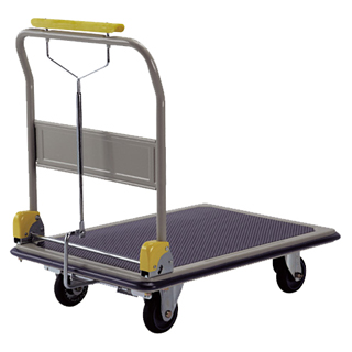 Prestar Platform Trolley fitted with Safety Hand Brake