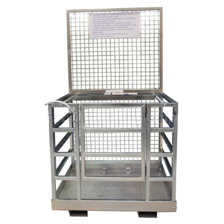 Work Platform Safety Cage for Forklifts