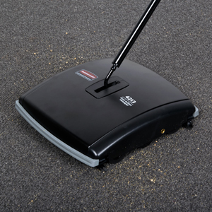 Rubbermaid Dual-Action Mechanical Sweeper - Executive Series