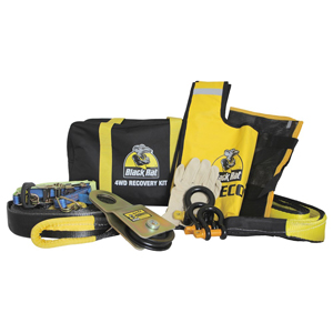 Black Rat 4WD Safety Recovery Kit