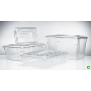 Rubbermaid Food/Tote  Boxes