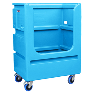 Low Profile Linen Exchange Trolley Tallboy LET3