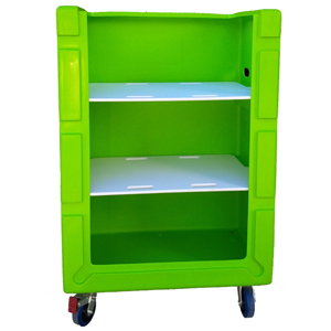 Bulk Linen Delivery Trolley LET6